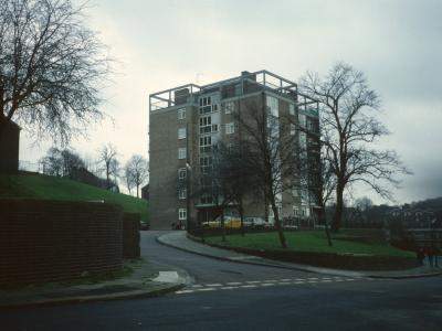 View of Carew House from Godfrey Road