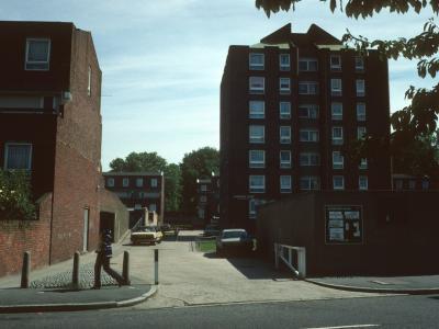 View of Aldington Court