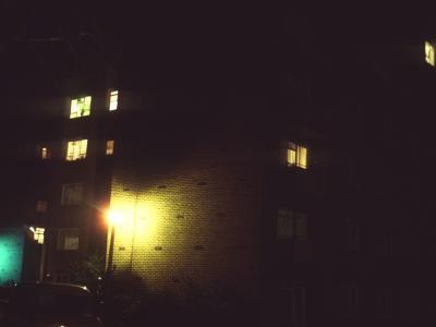 View of 7-storey block on Queen Elizabeth's Close