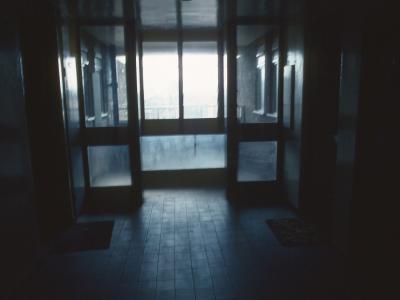 Lobby in Welshpool House