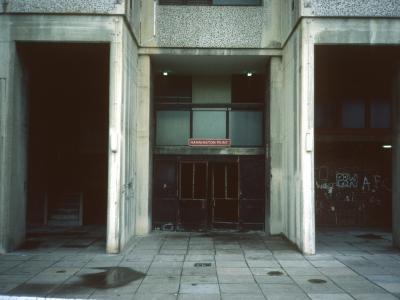 Entrance to Hanington Point