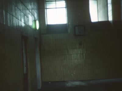 Hallway in Hannington Point