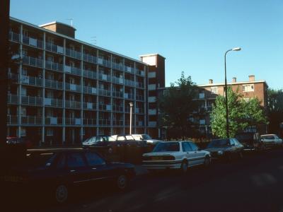 View of Alice Gilliatt Court from Star Road