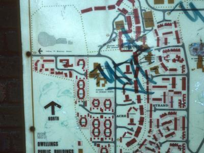 Map of Grahame Part Estate