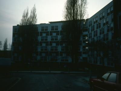 View of Bevin Court