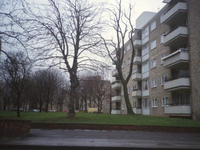 General view of Park View Estate