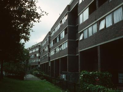 View of Clarendon Walk