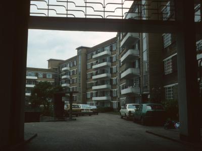 View of Dumbarton Court