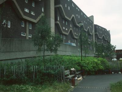 View of Southwyck House from Coldharbour Lane
