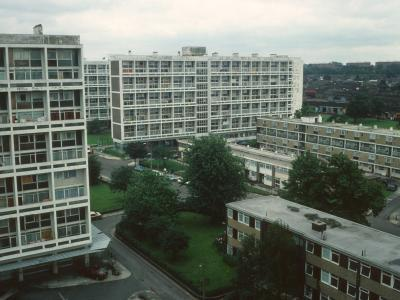 View of Loughborough Estate
