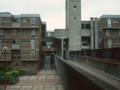 View of Milford Towers