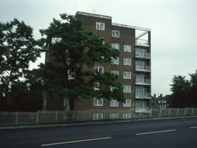 View of Millcroft House