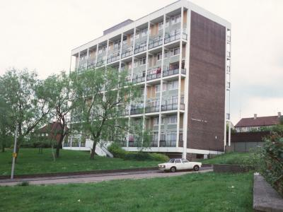 View of Swanscombe House