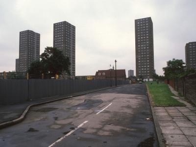 View of Milton Court Estate