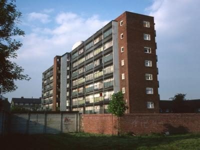 View of Rowland Court