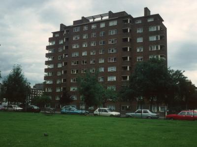 View of Kennington Park House from Kennington Park Place