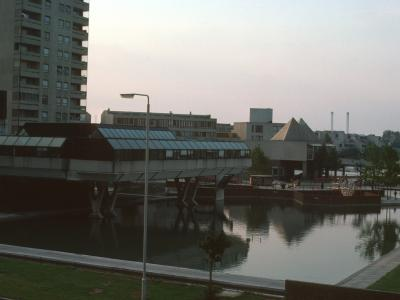 General view of Thamesmead