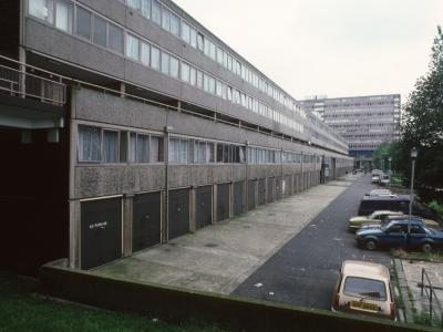 View of Aylesbury Estate