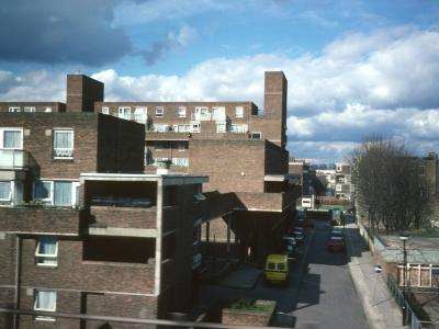 View of Pitsea Estate