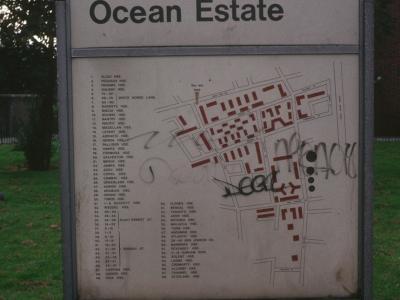 Map of Ocean Estate