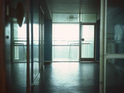 Interior view of 10th floor of Westmark Point