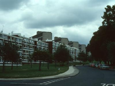 View of 11-storey blocks on Alton Estate (West)