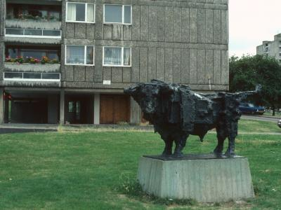 View of 12-storey blocks on Alton Estate (West)