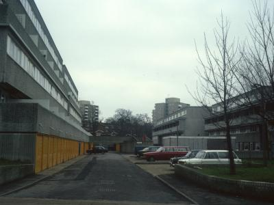 View of Alton Estate (East) from Hyacinth Road