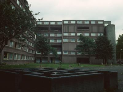 (5)View of blocks on Stonebridge Estate