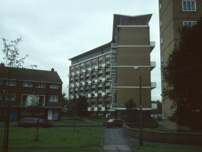 View of Canterbury Court