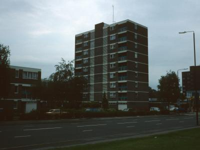 View of Westcroft Court