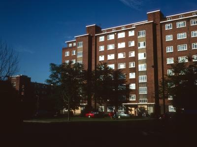 View of Rawson Court