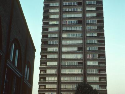 View of Gaitskell Court