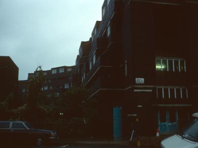 View of Anglebury House