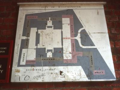 Map of Barrow Hill Estate