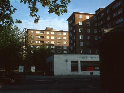 View of 7-storey blocks in Townsend Estate