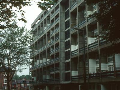 View of Torridon House from Randolph Gardens