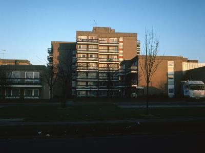 View of Fulton Court