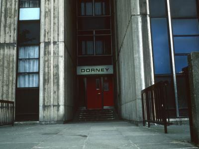 Entrance to Dorney
