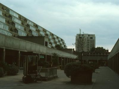 View of Brunswick Centre
