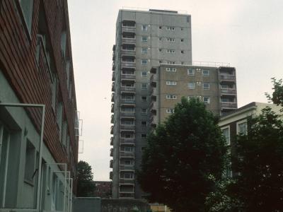View of Hawkridge House