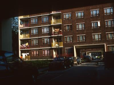 View of 6-storey blocks on Argyle Street