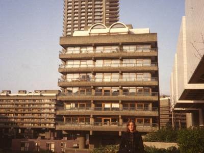 General View of Barbican Estate