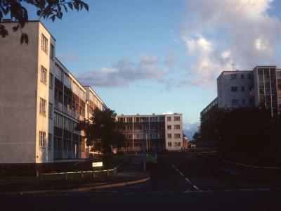 View of 6 and 4-storey blocks o Kellett Road