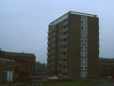 View of Elmstead Tower