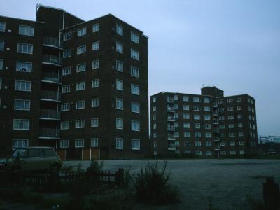 View of 6-storey blocks on Kitsland Road
