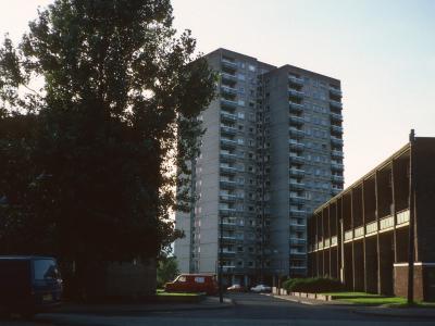 View of Bickerdike Court