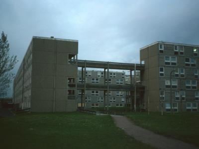 View of 6-storey blocks on Arnott Crescent