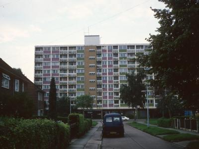 View of Simon Court