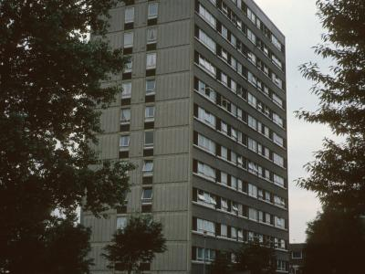 View of Royce Court from Stretford Road